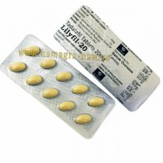 Vikalis alternative for Tadalista Cialis - The Weekender 20mg X 10 Tablets