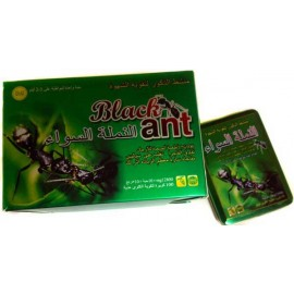 Black Ant KING Male Enhancement Sex Pills 2in1 effect (x10 Capsules per Box)