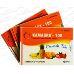 Kamagra Soft 100mg (X8 Tabs)