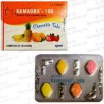 Kamagra Soft Tabs 100mg (Pack x4)