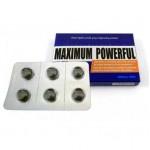 Maximum Powerful 2800mg Herbal Sex Enhancement Pills. (6 pills/box)