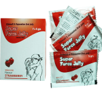 Super P-Force Jellies 100mg Sildenafil + 60mg Dapoxetine (10 Sachets)